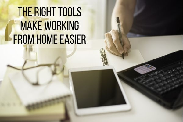 tools for working from home