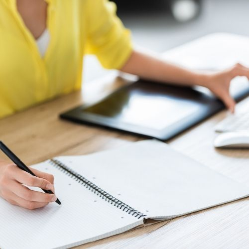 Having a good scheduler is just one productivity tip for entrepreneurs