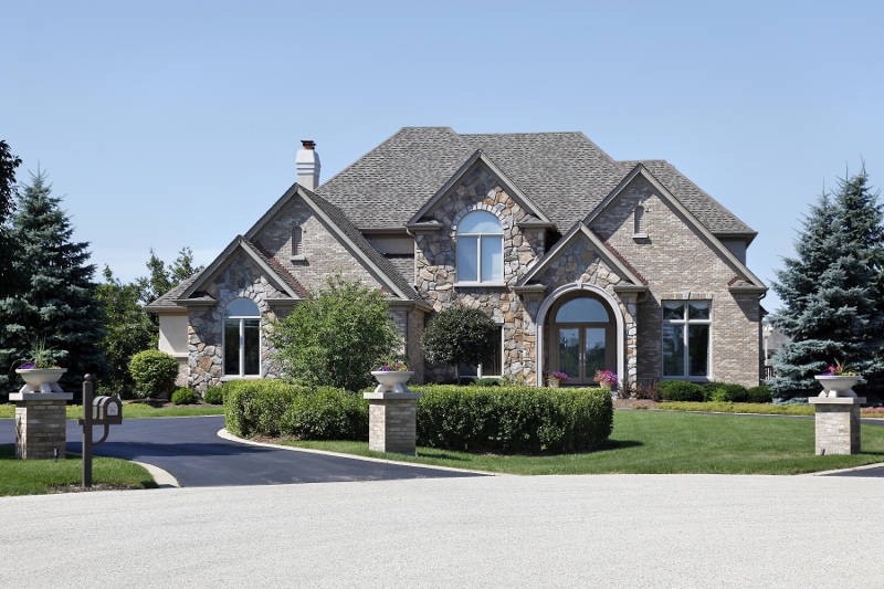 the large house may be keeping you from the life you want.